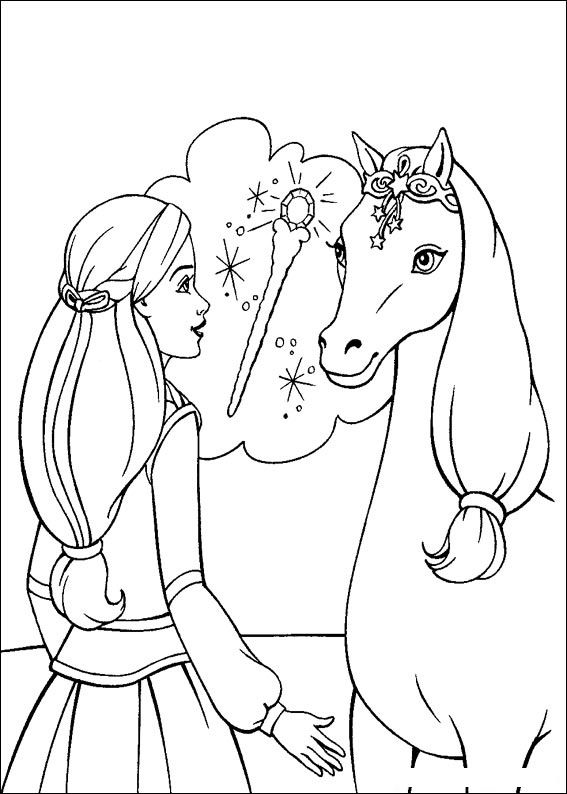 17 best ideas about barbie coloring pages on - Barbie Pictures To Print And Colour
