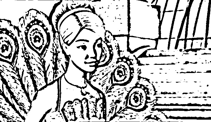 island princess barbie coloring pages - photo#24