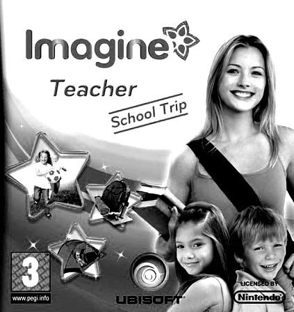 Imagine Teacher Pages Coloring 7