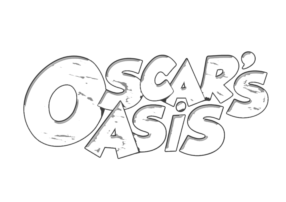 Oscars Oasis Pages Coloring 1