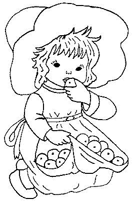 Preschool Coloring Pages on Preschool Pages Coloring 12