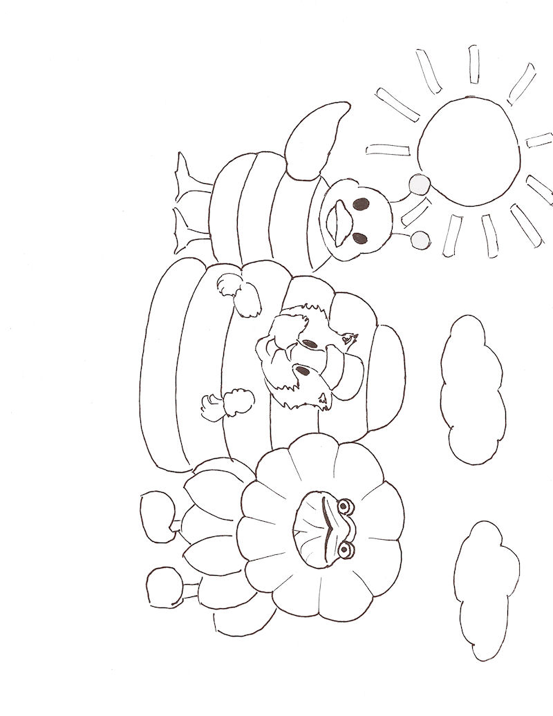 Wonder Pets Pages Coloring 9